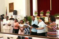 Easter at Queens Reformed Church 2011